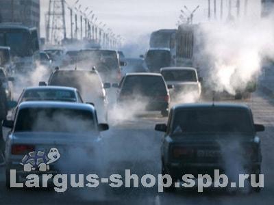 vyhlopnye gazy avtomobilej 2 - Фильтр салона ларгус кросс