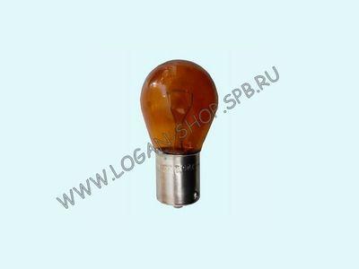 Лампа автомобильная PY21W Philips 12496NACP