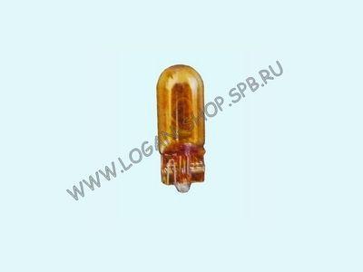 Лампа автомобильная WY5W Narva 17169